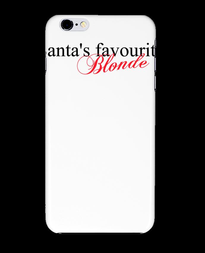 coque iphone 6 blonde