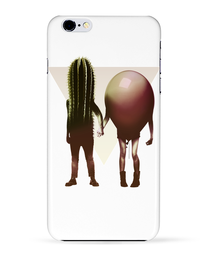 Coque 3D Iphone 6+ Couple Hori de ali_gulec