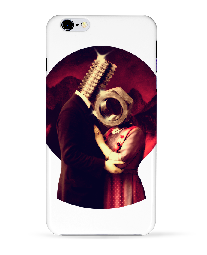 Coque 3D Iphone 6+ Screw Love de ali_gulec