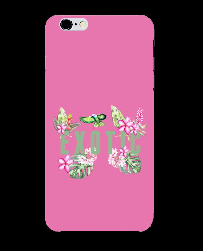 Coque 3D Iphone 6+ Exotic de Les Caprices de Filles