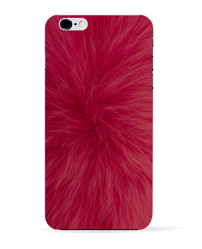 coque fourrure iphone 6