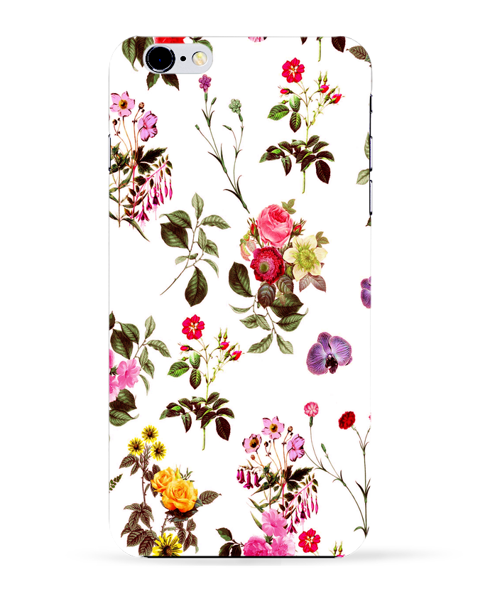 coque fleuris iphone 6
