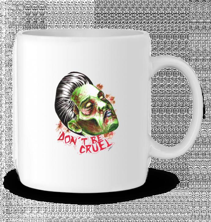 Mug en Céramique Don't be cruel par david