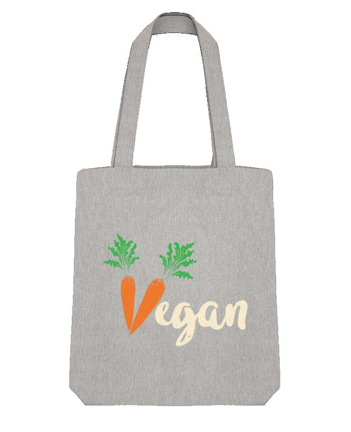 Tote Bag Stanley Stella Vegan carrot par Bichette