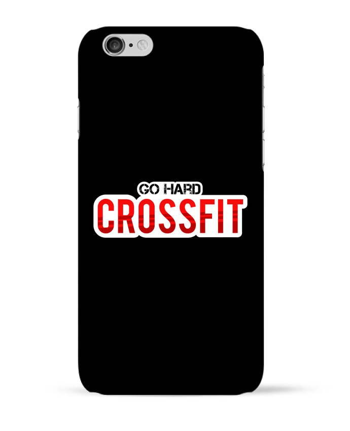 Coque 3D Iphone 6 Keep going ! Crossfit par tunetoo