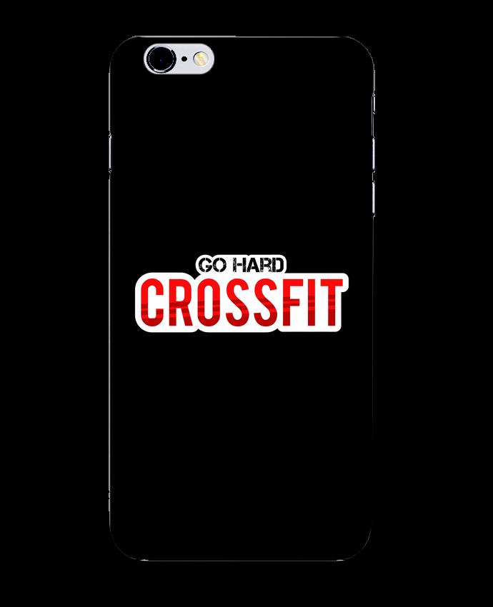 Coque 3D Iphone 6+ Keep going ! Crossfit de tunetoo