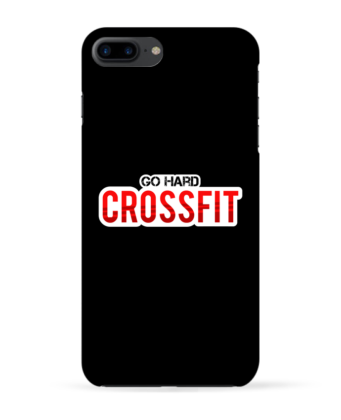 Coque iPhone 7 Keep going ! Crossfit par tunetoo
