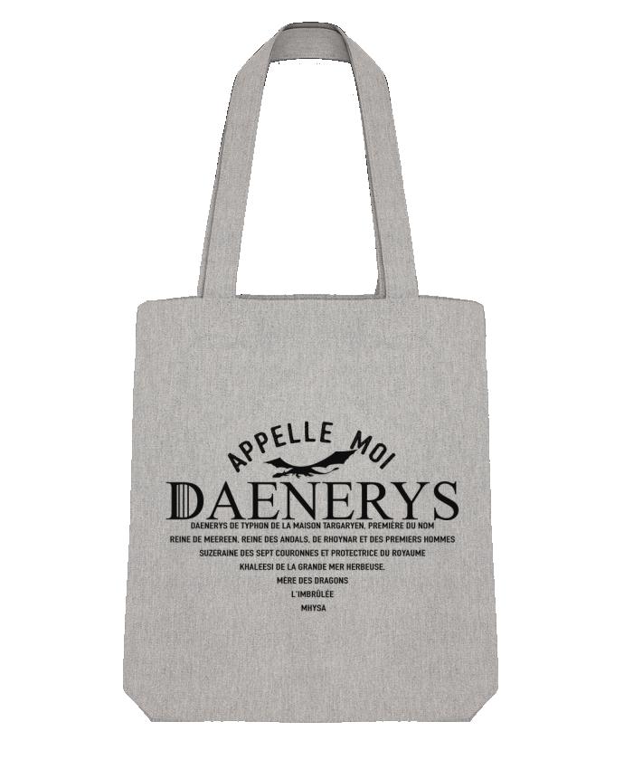 Tote Bag Stanley Stella Appelle moi Daenerys par tunetoo