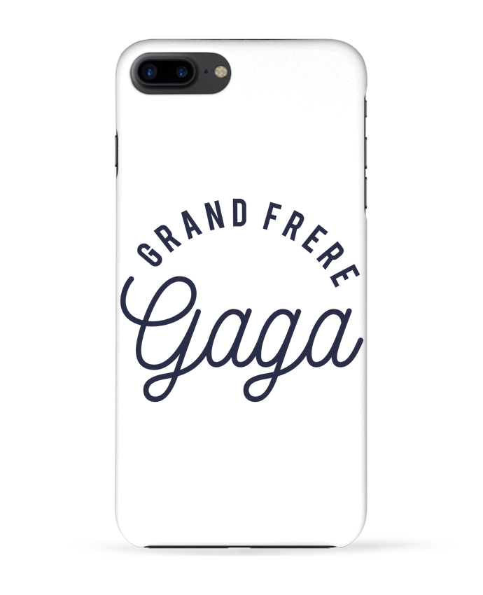 Coque 3D Iphone 7+ Grand frère gaga par tunetoo