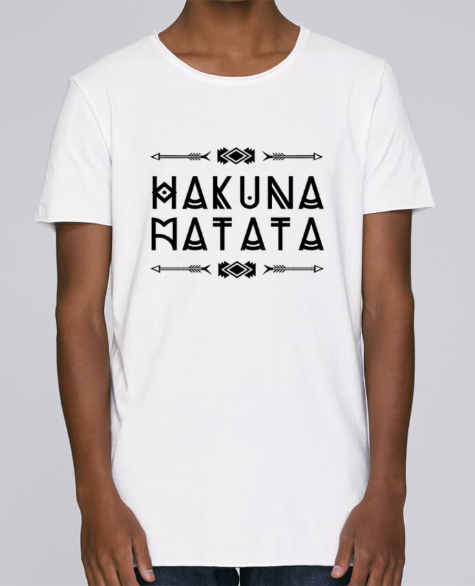T-shirt Homme Oversized Stanley Skates hakuna matata par DesignMe