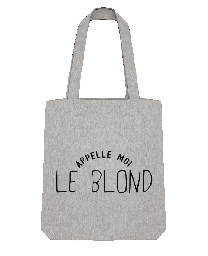 Tote Bag Stanley Stella Appelle moi le blond par tunetoo
