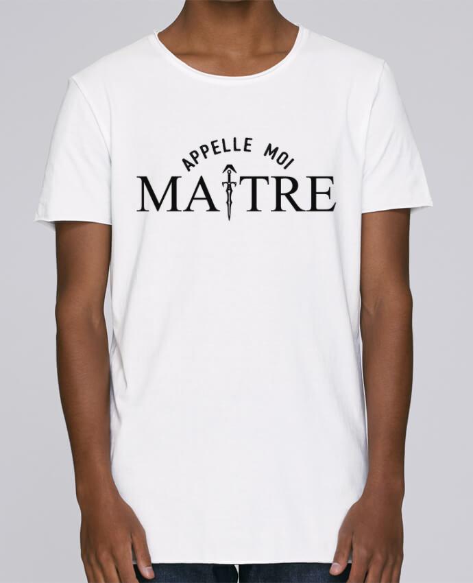 T-shirt Homme Oversized Stanley Skates Appelle moi maître par tunetoo