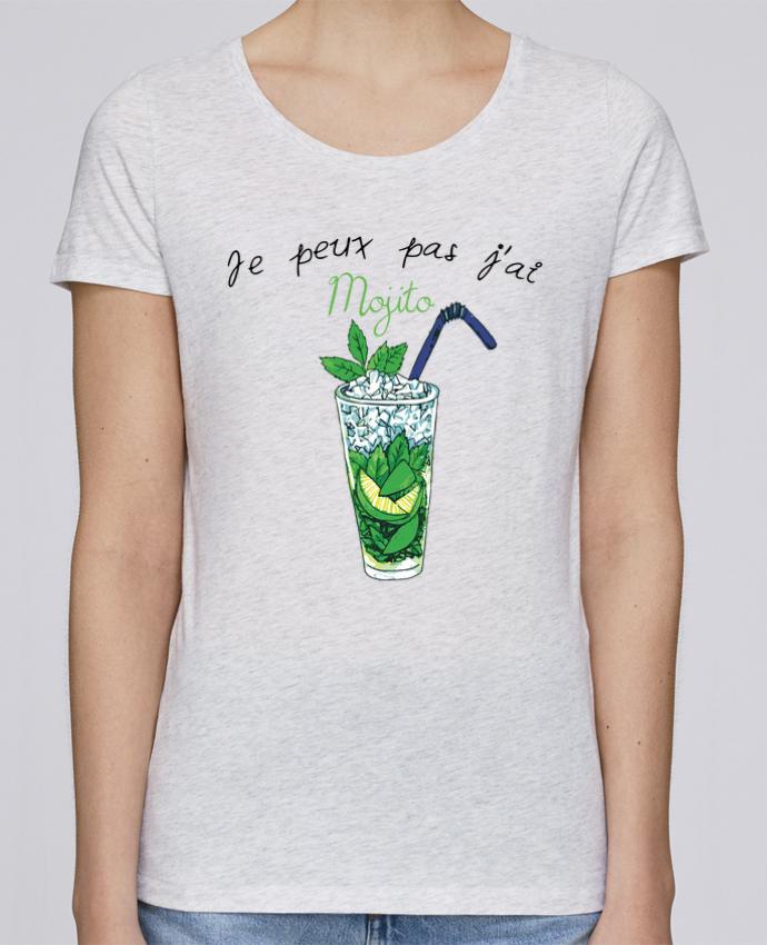 T-shirt Femme Stella Loves Je peux pas j'ai Mojito par tunetoo