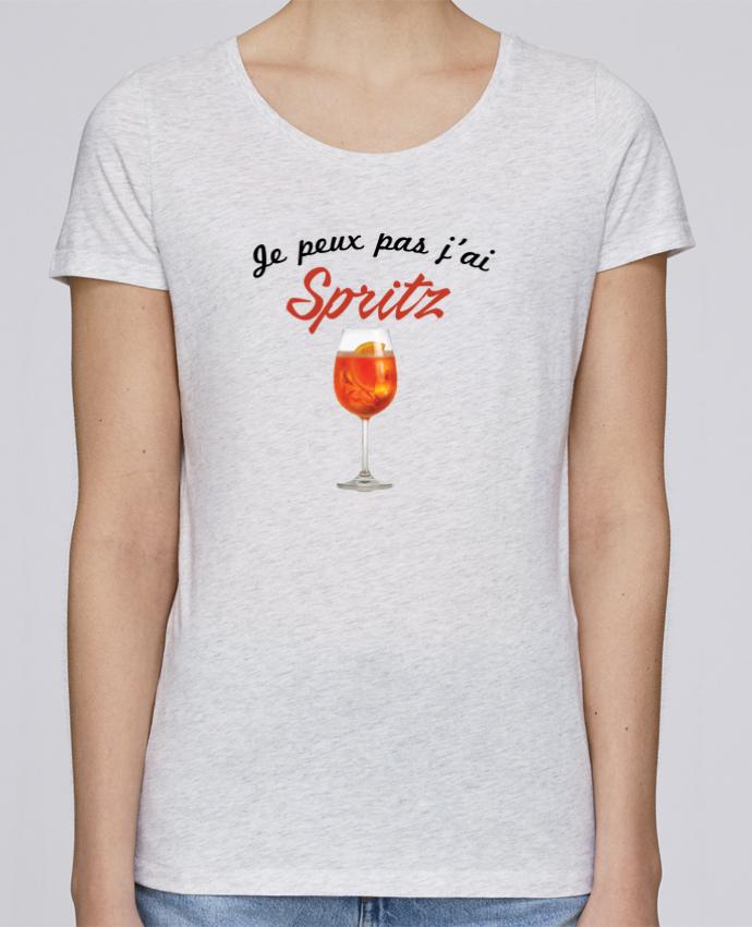 T-shirt Femme Stella Loves Je peux pas j'ai Spritz par tunetoo