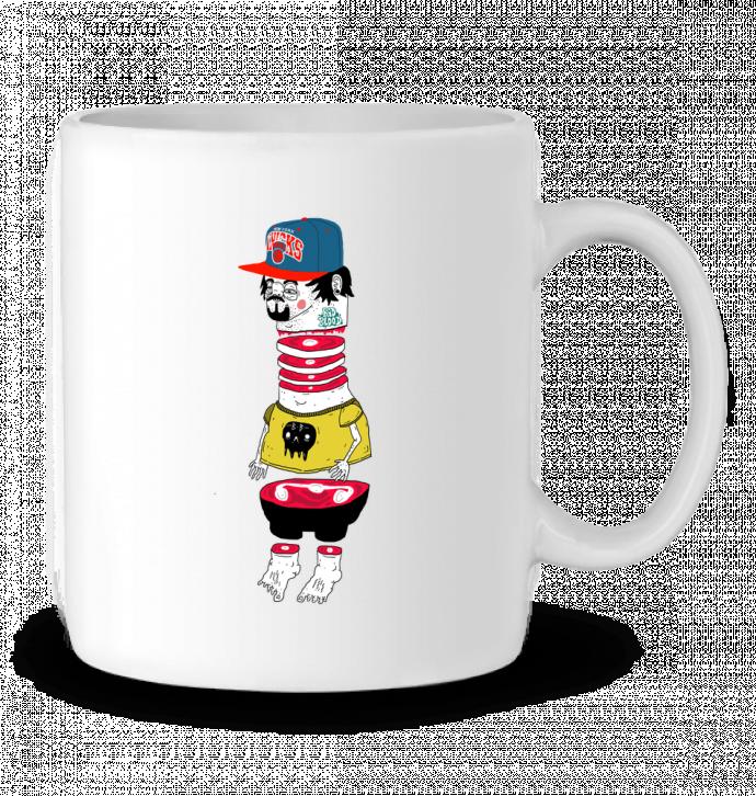 Mug en Céramique Chopsuey par Nick cocozza