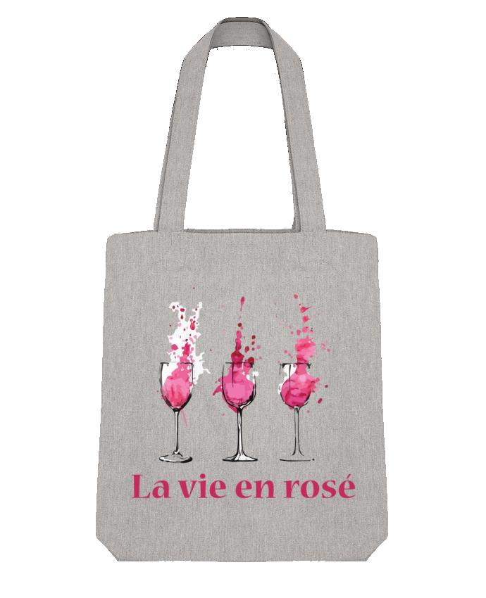 Tote Bag Stanley Stella La vie en rosé par tunetoo