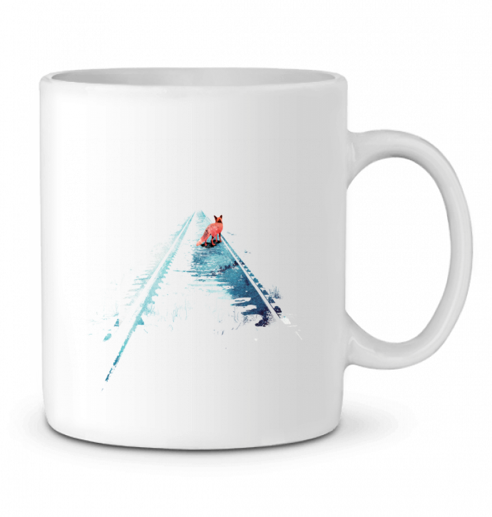 Mug en Céramique From nowhere to nowhere par robertfarkas