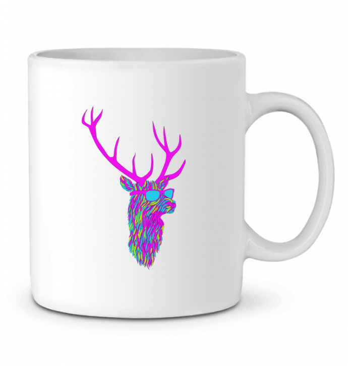 Mug en Céramique Party deer par robertfarkas