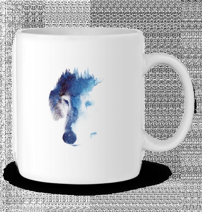 Mug en Céramique Through many storms par robertfarkas