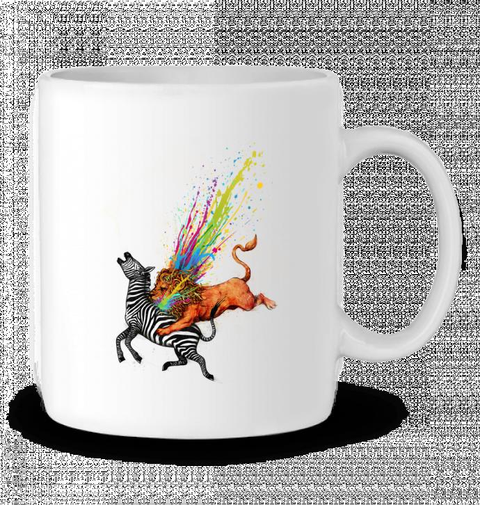 Mug en Céramique Kill monotony par Enkel Dika