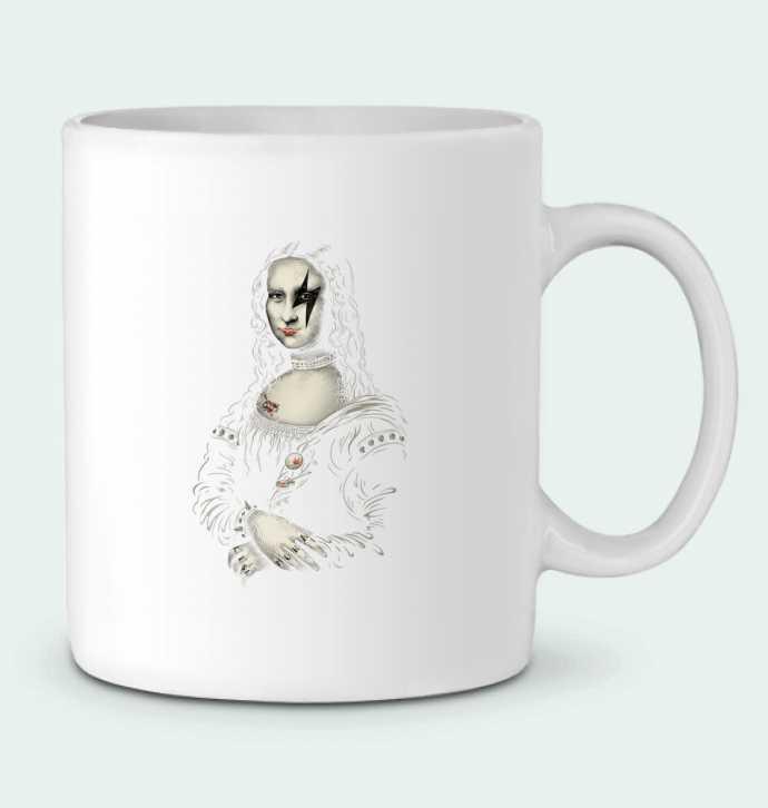 Mug en Céramique Renaissance Rocks par Enkel Dika