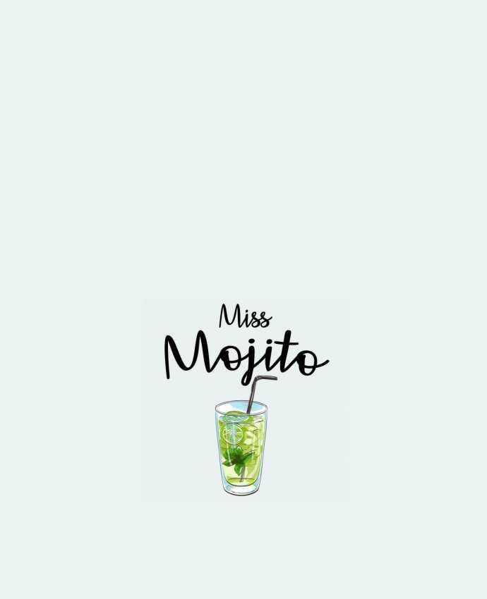 Sac en Toile Coton Miss Mojito par FRENCHUP-MAYO
