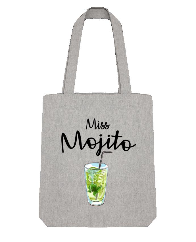 Tote Bag Stanley Stella Miss Mojito par FRENCHUP-MAYO