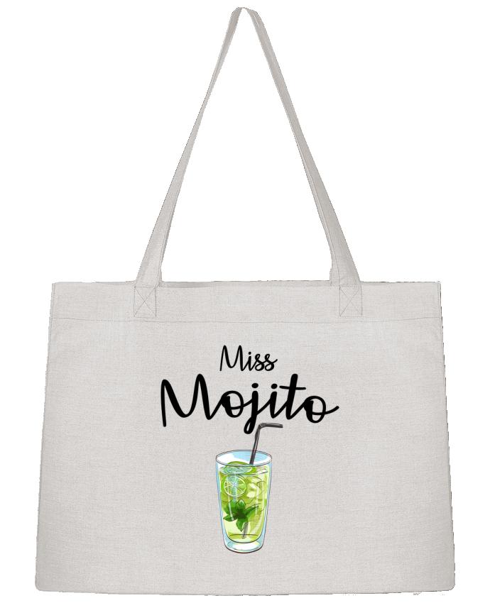 Sac Cabas Shopping Stanley Stella Miss Mojito par FRENCHUP-MAYO