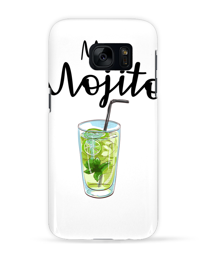 Coque 3D Samsung Galaxy S7 Miss Mojito par FRENCHUP-MAYO