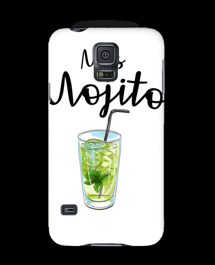Coque 3D Samsung Galaxy S5 Miss Mojito par FRENCHUP-MAYO