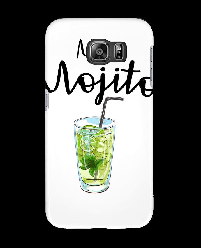 Coque 3D Samsung Galaxy S6 Miss Mojito - FRENCHUP-MAYO