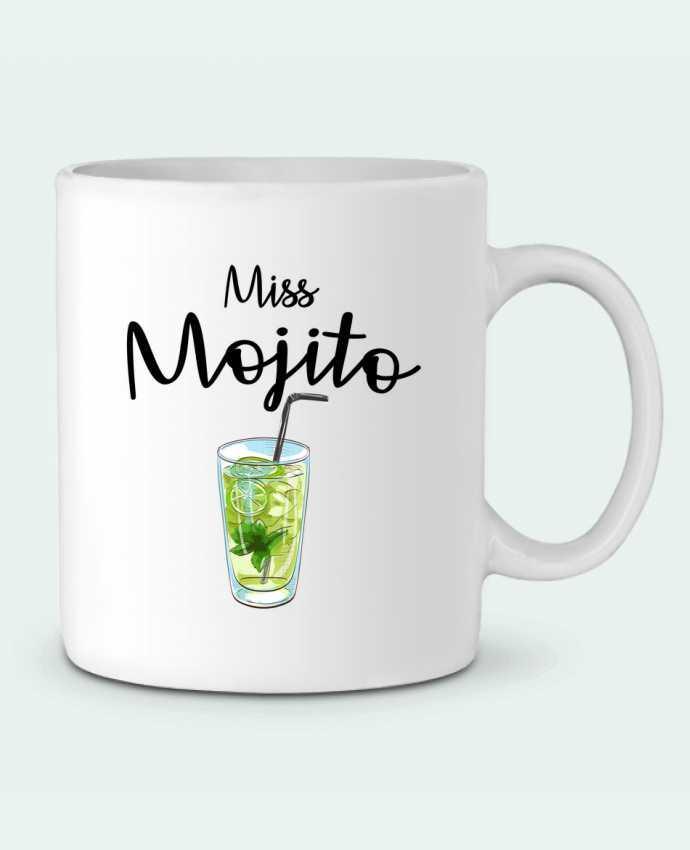 Mug en Céramique Miss Mojito par FRENCHUP-MAYO
