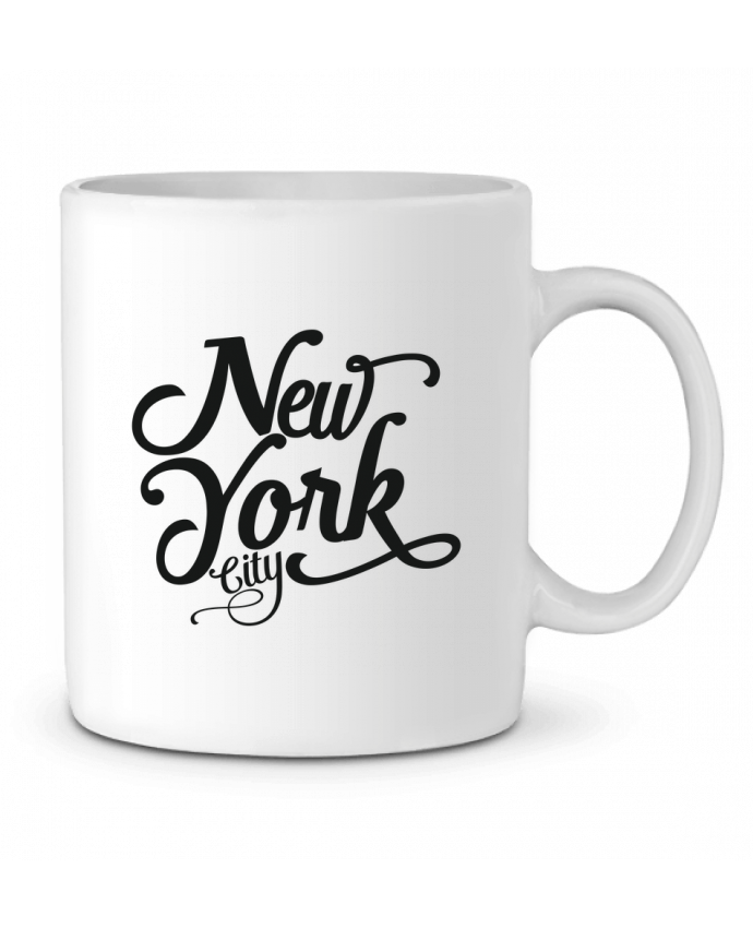 Mug en Céramique New York City par justsayin