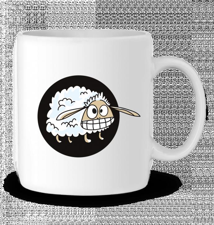 Mug en Céramique le mouton par Wave