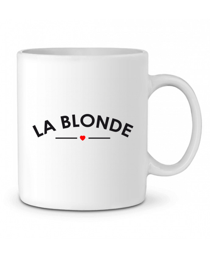 Mug  La Blonde par FRENCHUP-MAYO