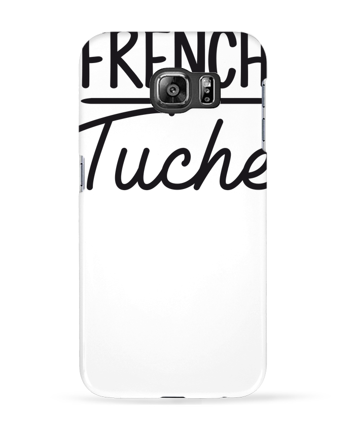 Coque 3D Samsung Galaxy S6 French Tuche - FRENCHUP-MAYO