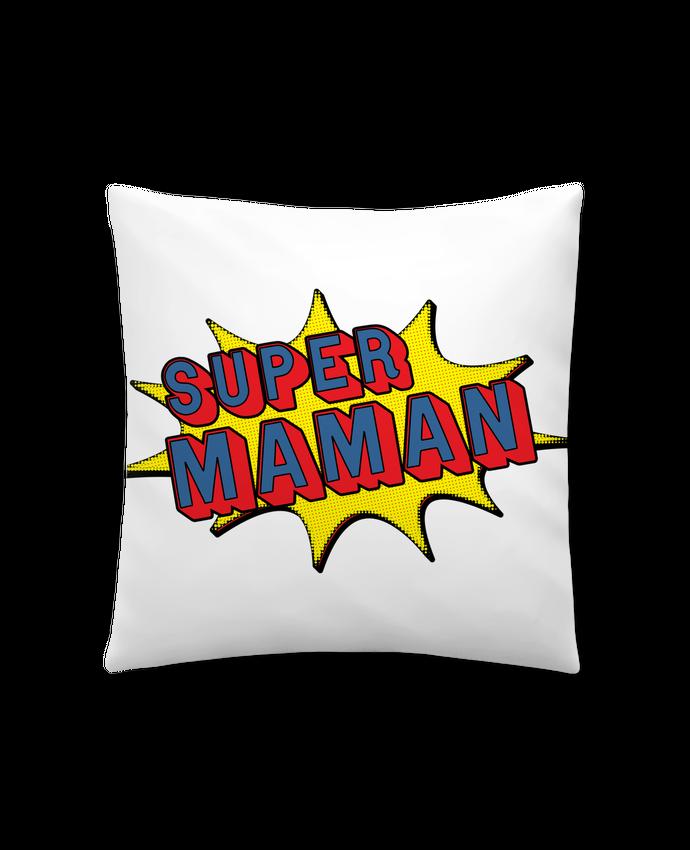 Coussin Super maman cadeau par Original t-shirt