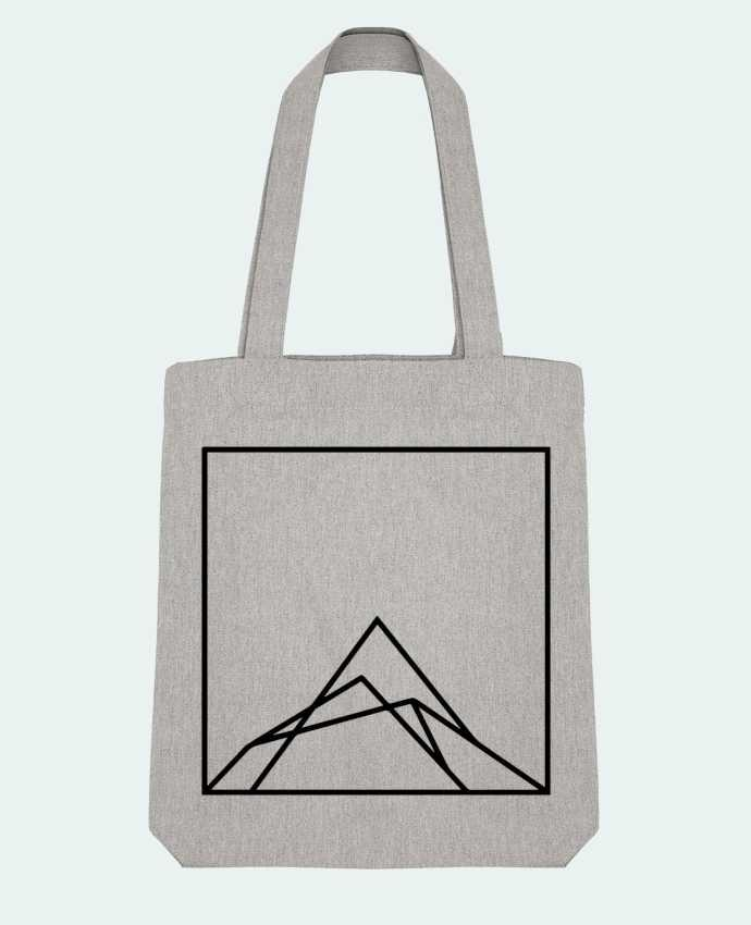 Tote Bag Stanley Stella Montain by Ruuud par Ruuud