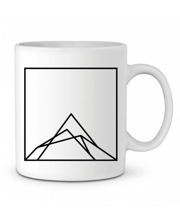 Mug en Céramique Montain by Ruuud par Ruuud