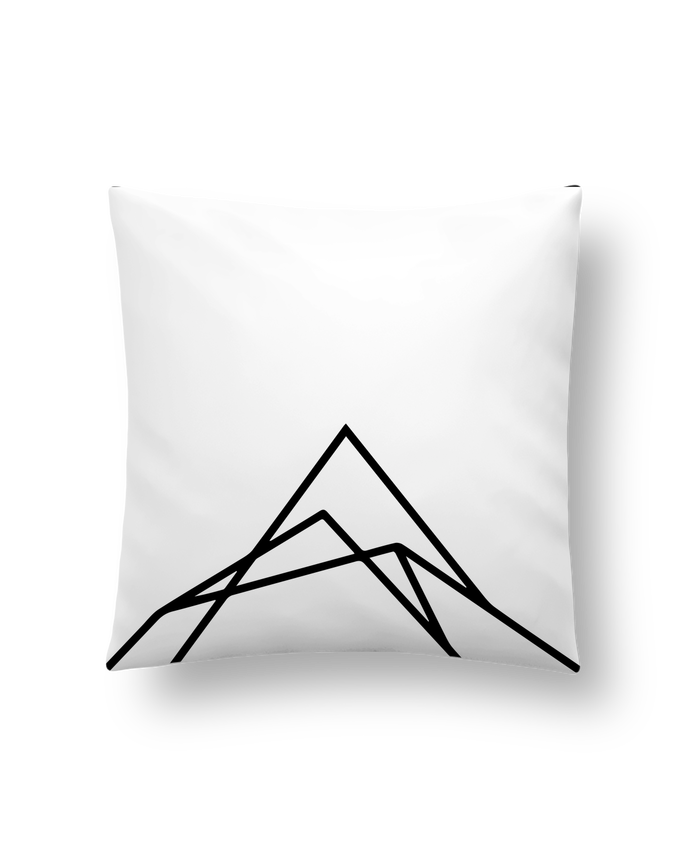 Coussin Synthétique Doux 41 x 41 cm Montain by Ruuud par Ruuud