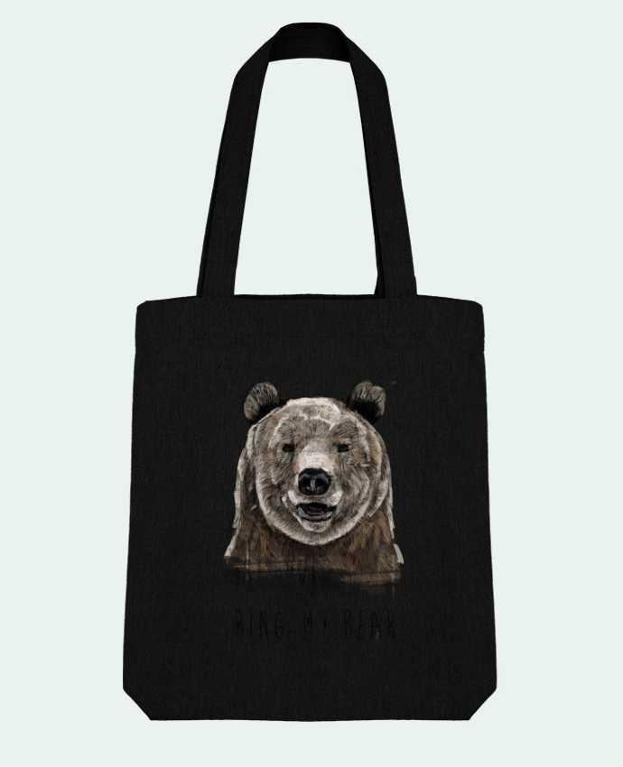 Tote Bag Stanley Stella Ring my bear par Balàzs Solti