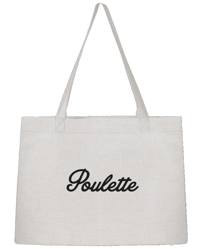Sac Cabas Shopping Stanley Stella Poulette par Nana