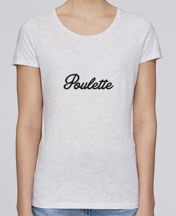 T-shirt Femme Stella Loves Poulette par Nana