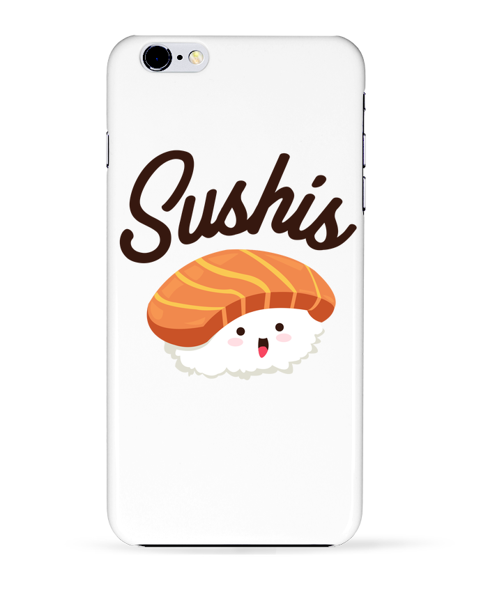 coque iphone 6 sushi