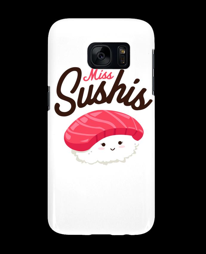 Coque 3D Samsung Galaxy S7 Miss Sushis par Nana