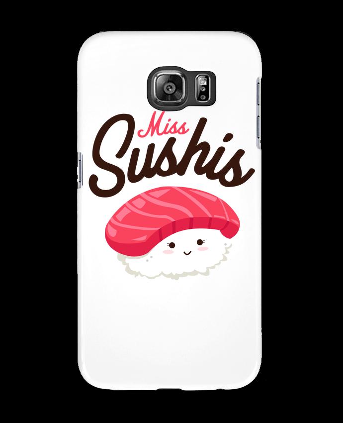 Coque 3D Samsung Galaxy S6 Miss Sushis - Nana
