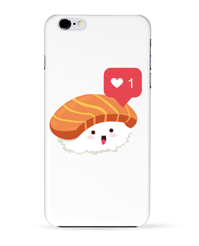 2486740 coque 3d iphone 6 plus blanc sushis like by nana