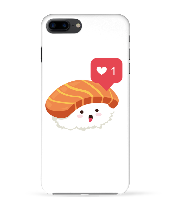 Coque 3D Iphone 7+ Sushis like par Nana