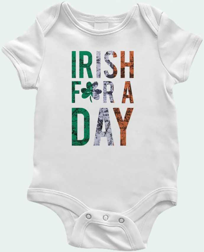 Body Bébé Irish for a day par tunetoo