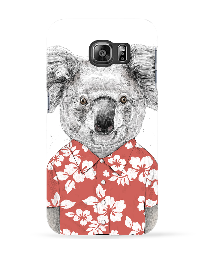 coque galaxy s6 koala